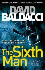 The Sixth Man by David Baldacci 146x225 Book Club