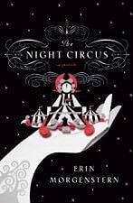 The Night Circus by Erin Morgenstern 147x225 Book Club